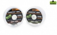 PLECIONKA FOX CAMOTEX SOFT DARK CAMO 25lb 20m