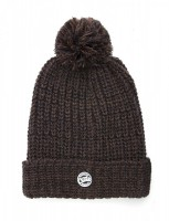 CZAPKA FOX CHUNK HEAVY KNIT BOBBLE