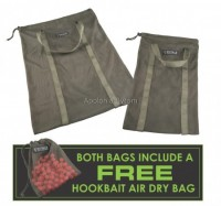 WOREK SIATKA DO SUSZENIA AIR DRY BAG FOX roz M