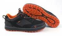 BUTY BLACK & ORANGE TRAINERS FOX rozmiar 43