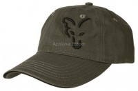 CZAPKA GREEN BLACK BASEBALL CAP FOX