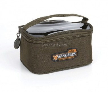 KUFEREK VOYAGER ACCESSORY BAG MEDIUM FOX